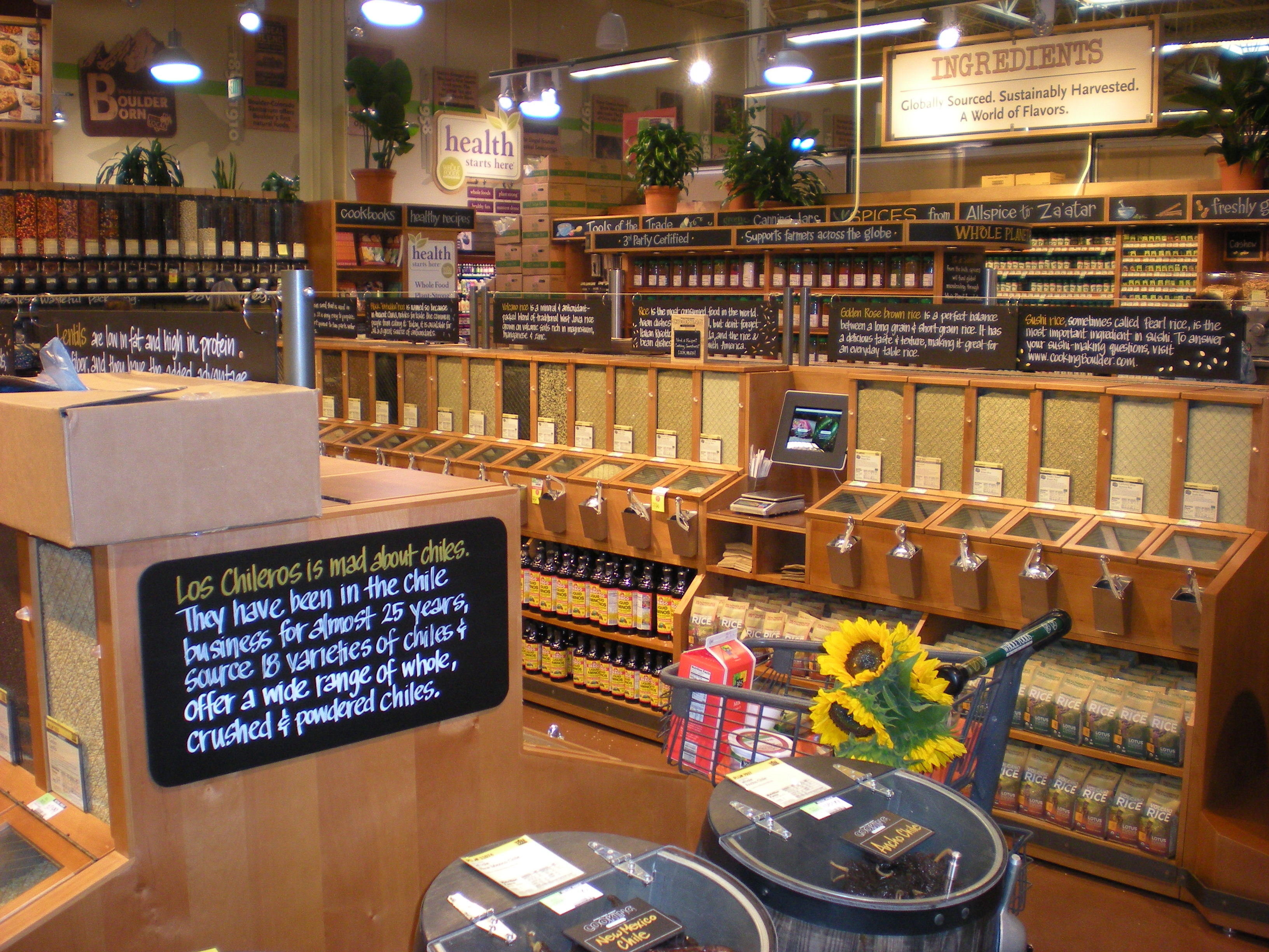 New Whole Foods Market Boulder unveiled | sweet but salty